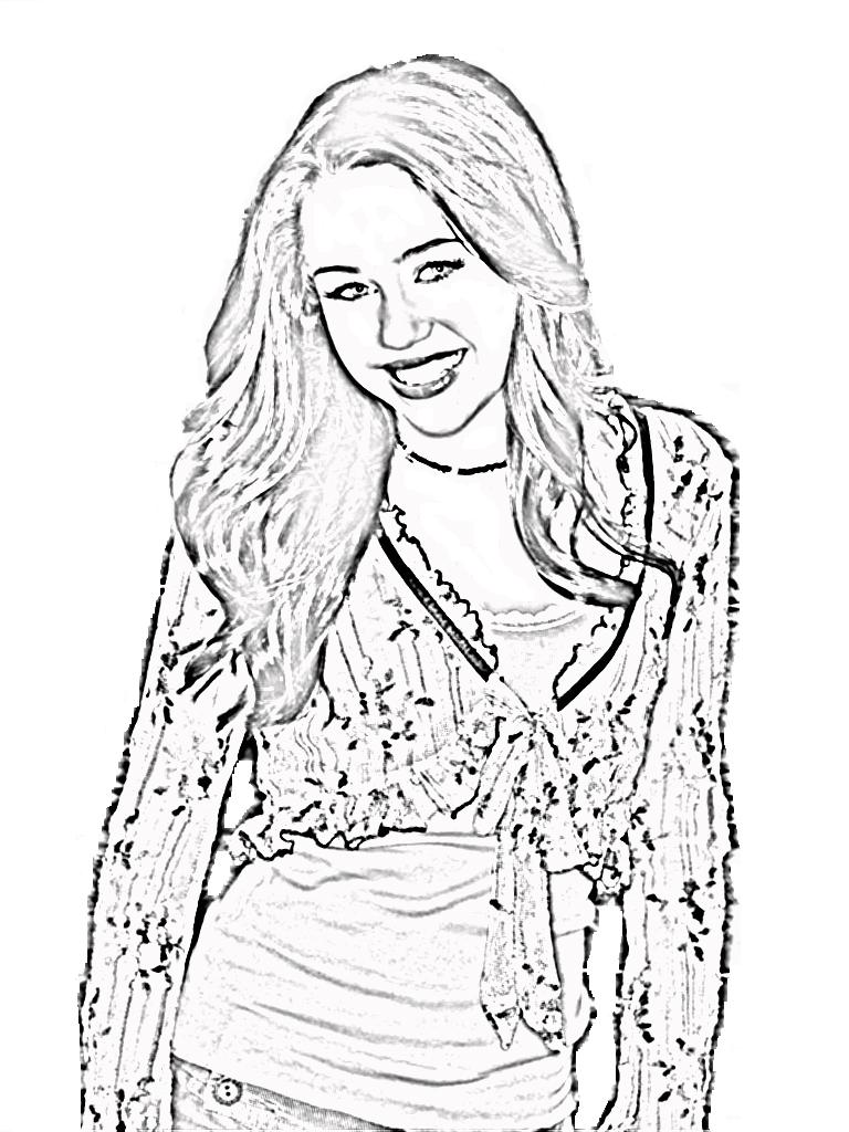 Ashley Coloring Pages Disney Channel Coloring Pages